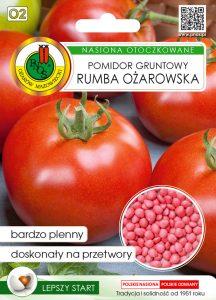 pomidor rumba ozarowska front