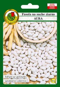 Fasola na suche nasiona Aura front