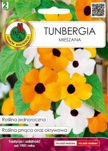 Tunbergia mieszana front