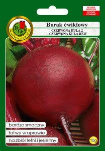 _burak-cwiklowy-czerwona-kulaBurak ćwikłowy czerwona kula 2 front