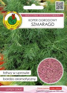 Nasiona kopru szmaragd OW-1043-16 PNOS