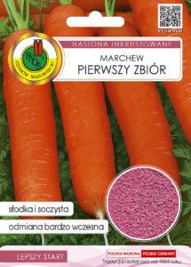 Nasiona marchwi pierwszy zbiór OW-1046-16 PNOS