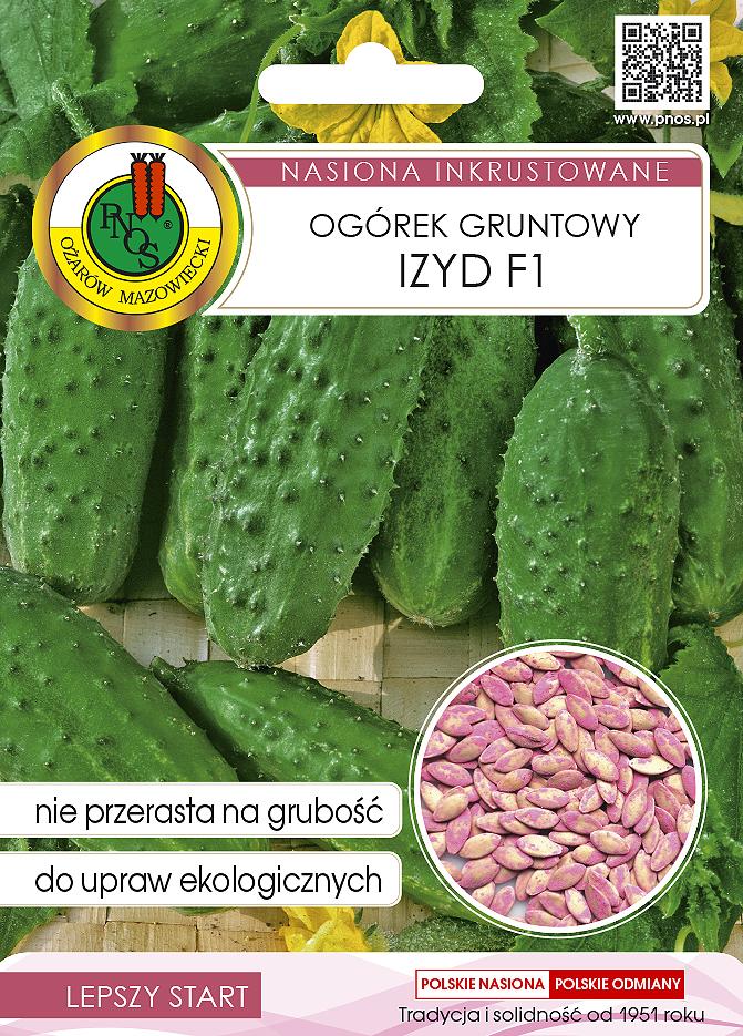 Nasiona ogóreka gruntowego izyd OW-1048-16 PNOS