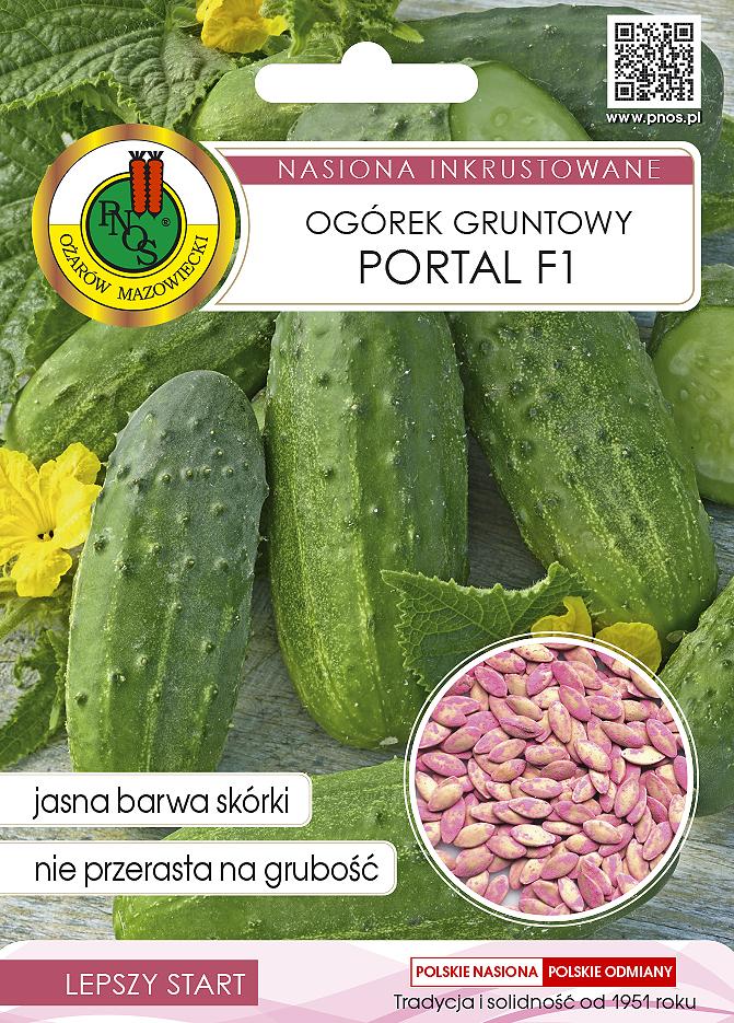 Nasiona ogórka portal OW-1050-16 PNOS