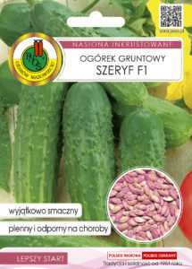 Nasiona ogórka szeryf OW-1052-16 PNOS
