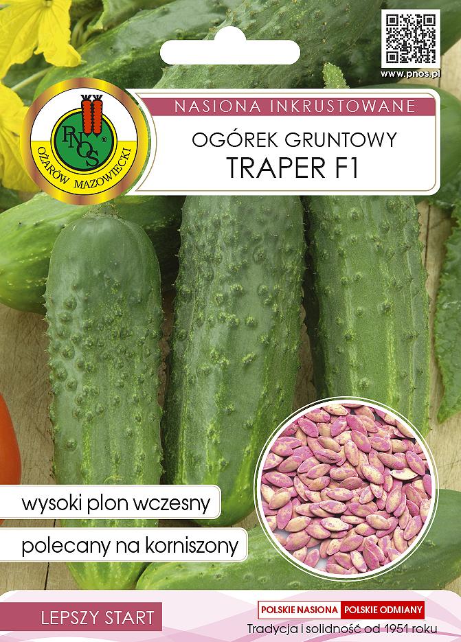 Nasiona ogórka Traper OW-1054-16 PNOS