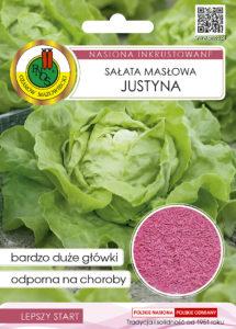Nasiona sałaty justyna OW-1060-16 PNOS