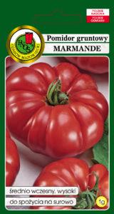 Nasiona pomidor gruntowy Marmande PNOS