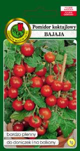 Nasiona pomidor koktajlowy bajaja PNOS