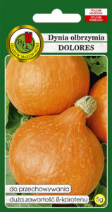 Nasiona warzyw - Dynia Dolores PNOS